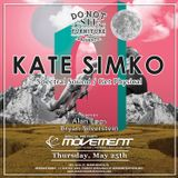 Opening Set for Kate Simko @ Do Not Sit On The Furniture May 25, 2017