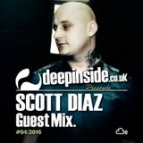 SCOTT DIAZ is on DEEPINSIDE