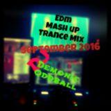 Trance Mix Sept 2016