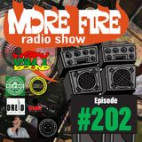 More Fire Radio Show #202 Week of Jan5th 2018 with Crossfire from Unity Sound