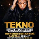 DJ Atomix Present Tekno Take Over Charlotte North Carolina