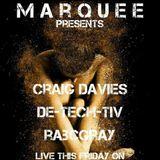 craig davies live on identify radio for marquee.
