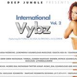 DJ YUNG-E - I.V. VOL. 2 Ft (DJ ISSA, DJ MISTAH-J, & DJ DREW)