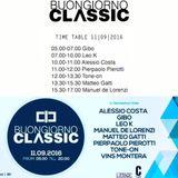 Alessio Costa//Buongiorno Classic//11.9