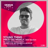 Price Tag Weekly (2019.06.09) @ Vicious Radio w/ Young Thing