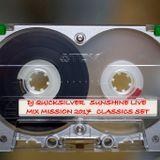 Dj Quicksilver Sunshine Live Mix Mission 2017 Classics Set