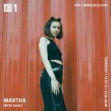Martha w/ Shalt - 19th July 2018