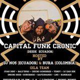 OILA Radio Show -DJ NO5 & Bura - Episodio #11-2DA TEMPORADA - Capital Funk Cronic (Ecuador)