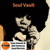 Soul Vault on Solar Radio 5/6/19 Midnight Tuesday to 2am Wednesday with Dug Chant