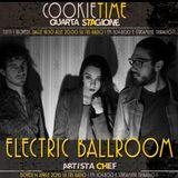 Electric Ballroom Artista Chef del Cookie Time con Matt Garro su TRS Radio!