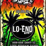 La Selva radioshow ! 09_06_2015. DJ's _ Coconutah - LO-END DUB - KayGee