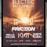 DJ BIDDY , ELECTRIC BATTLEFIELDS , DJ MIX COMPETITION 2017