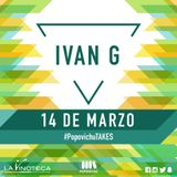 Ivan G @ We Take La vinoteca 14-3-2015