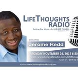 LifeThoughts Radio guest Jerome Redd