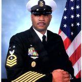 BROKEN: US Navy Command Master Chief (retired) Leon R Walker Jr