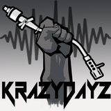 KrazyDayz - Live @ New Year 2015 't Blok NWK DirtyHouse Mix