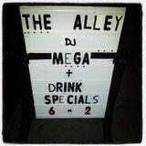 Dj Mega live at Center st Alley - Sat Oct 21 - Hip Hop, Pop, Top40 and more (***Audio***)