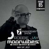 Robbie Jay - Moonvibes [085] on InsomniaFM (7 Years Anniversary) - Robbie Jay & ReDub NEW Releases