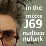 In the Mixxx : J69 nudisco-nufunk