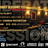 THE LIBERATE SESSIONS LUCKY # 13