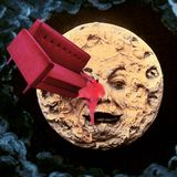 Sofa On The Moon