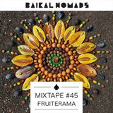 Mixtape #45 by Fruiterama