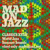 MADONJAZZ CLASSICS: World Jazz Summer Sounds