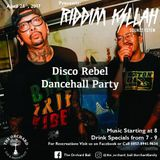 Disco Rebel at The Orchard Bar - Bali
