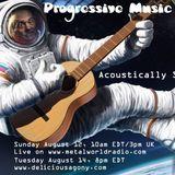 Progressive Music Planet: Acoustically Speaking