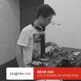 Beor - Live @ SIGNAll_FM (07.08.2016)