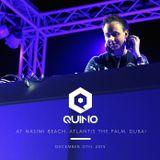 Quino @ Nasimi Beach, Atlantis The Palm, Dubai (11-12-2015)