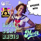 Night Beat Radio Episode #14 HALLOWEEN SPECIAL w/ DJ Misty
