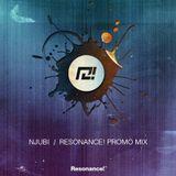 NJUBI - RESONANCE! PROMO MIX