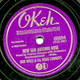Western Swing & Country 78s Kipper the Cat Show - Cambridge 105 Radio 18th Sept 2017