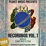 Planet Music Record Box Vol. 1