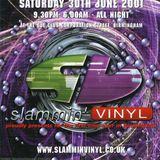 ~Sy @ Slammin' Vinyl Cue Club~