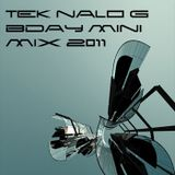 Tek Nalo G Bday mini mix 2011