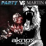 Martin Garrix vs Knife Party - LRAD Animals (AKNOX Project Bootleg)
