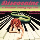 Discocaine At Tandem 9-28-2012