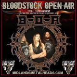 BULL RIFF STAMPEDE - Exclusive Interview From Bloodstrock 2016 - Live and Raw!