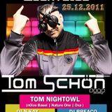 Tom Schön @ Oxygen in Waldshut 25-12-2011