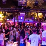 Live Eli Rojas and Friends at Blue Marlin Ibiza with Tini Gessler and Viviana Casanova Summer 2018