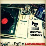 DIGITAL SHIZNITS 'Live Session' Mixtape