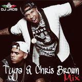 @DJ_JADS - Chris Brown & Tyga Mix