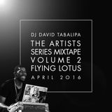 The Artists Series Mixtape Vol. 2 - Flying Lotus - April 2016