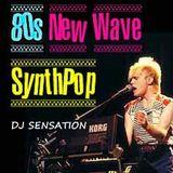 DJ SENSATION 80's New Wave mix