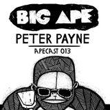 Big Ape Podcast 013 - Peter Payne