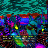 Uplifting Techno :: Burningmax Live at Nowhere 2017