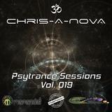 Chris-A-Nova's Psytrance Sessions Vol. 019