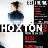 GET.TRONiC show featuring RASA